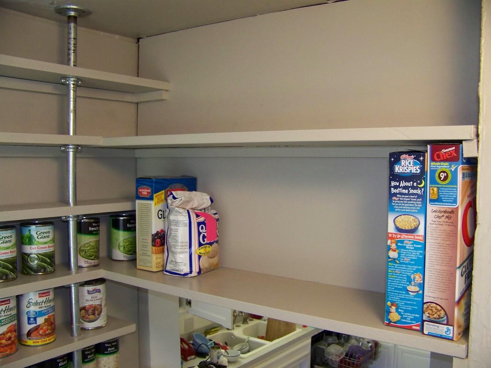 CK And Nate Header: Pantry Shelves: Done
