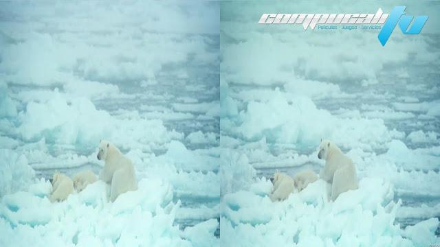 El Ártico 3D SBS 1080p