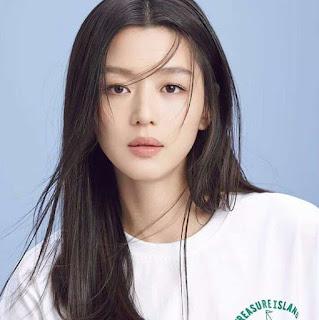 Foto cantik Jun Ji Hyun