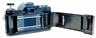 Canon AE-1, Film Box
