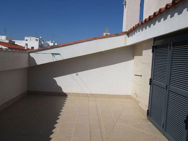 duplex en venta calle almenara castellon terraza