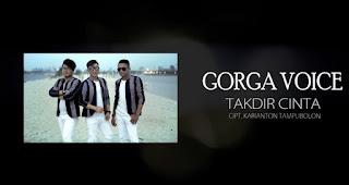 Lirik Lagu Takdr Cinta Tukang Gojek - Gorga Voice
