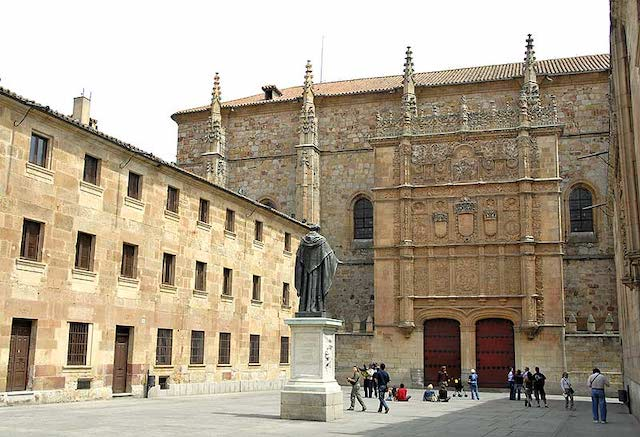 "The ""University of Salamanca"" is the oldest university in Spain and the third oldest university in the world which is still in operation since 1218."