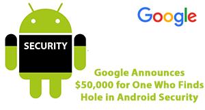 Google Announces