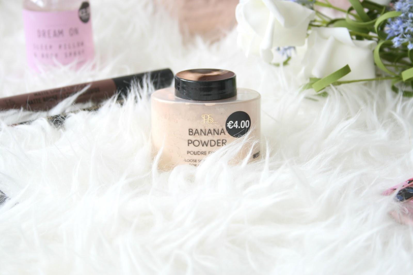 Primark Banana Powder