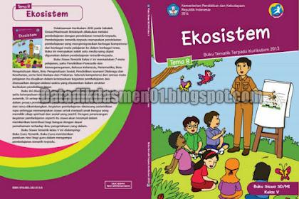 Download Buku Tematik kelas 5 kurikulum 2013 semester 2 SD lengkap