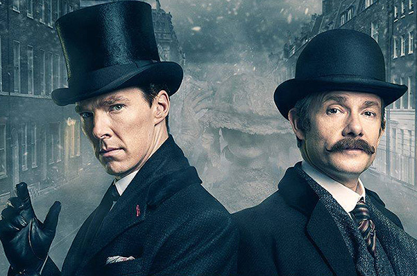 "Christmas series ""Sherlock"": full trailer and release date"