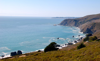 Beautiful Northern Coast of California