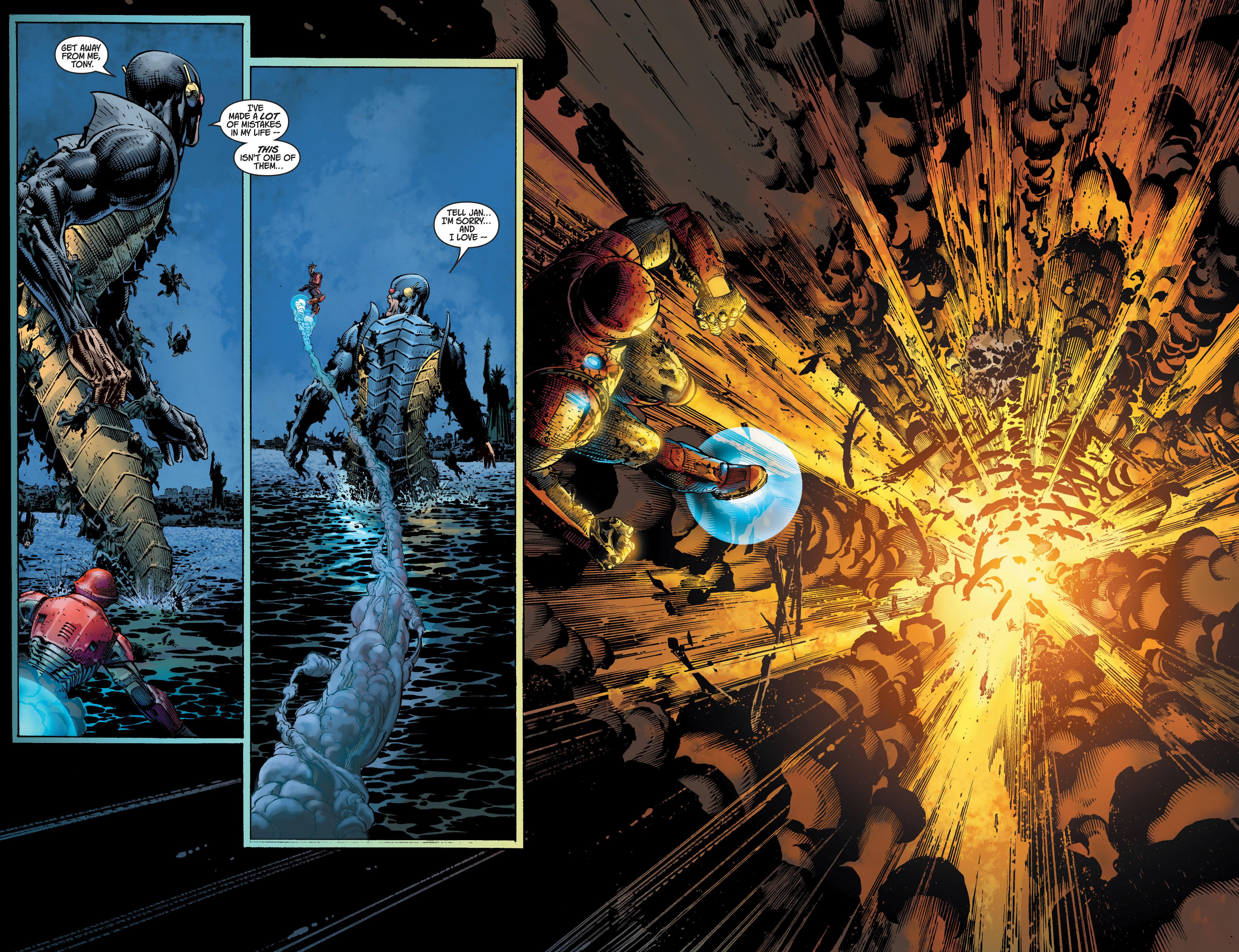 Read online Ultimatum comic -  Issue #3 - 18