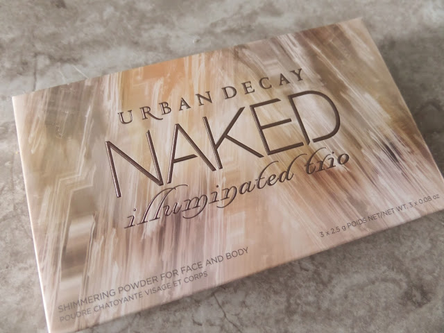 urban decay illuminated trio box