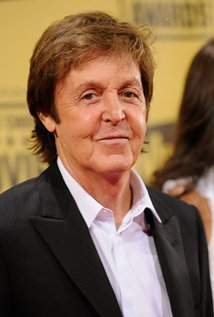 Paul McCartney. Director of Give My Regards to Broad Street