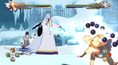 Naruto Shippuden Ultimate Ninja Storm 4 PC Download Full Game