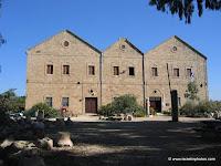 Kibbutz Nahsholim, Hamizgaga Museum, the Glass factory