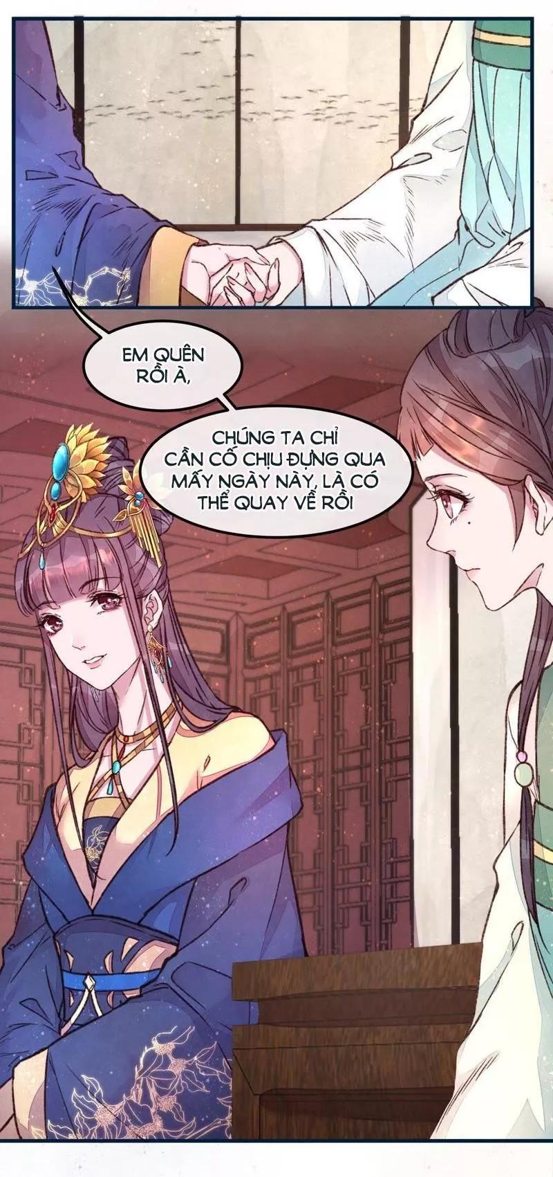 Hoàng Thái Phi Cũng Muốn Yêu