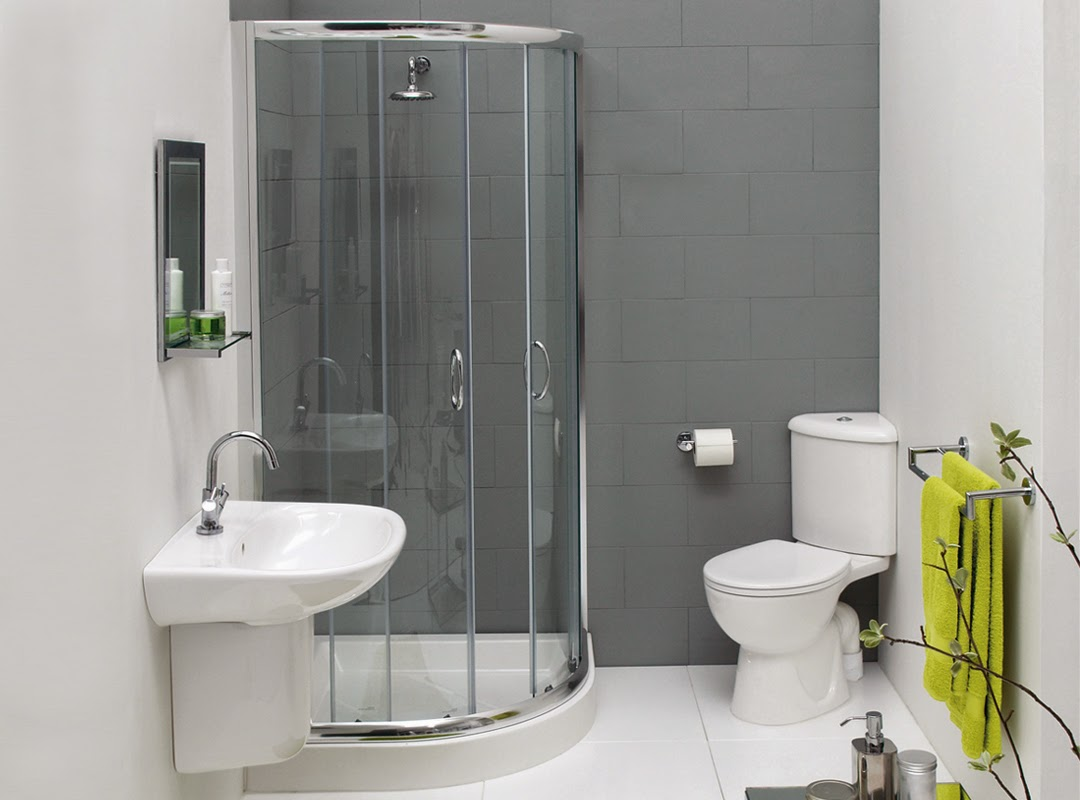 petite salle de bains design. Black Bedroom Furniture Sets. Home Design Ideas