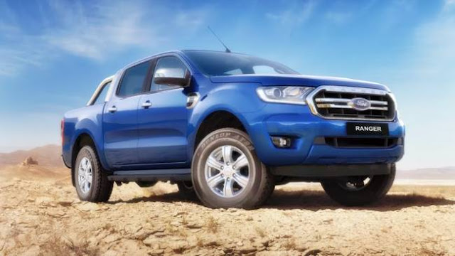 2019 Ford Ranger Midsize Pickup