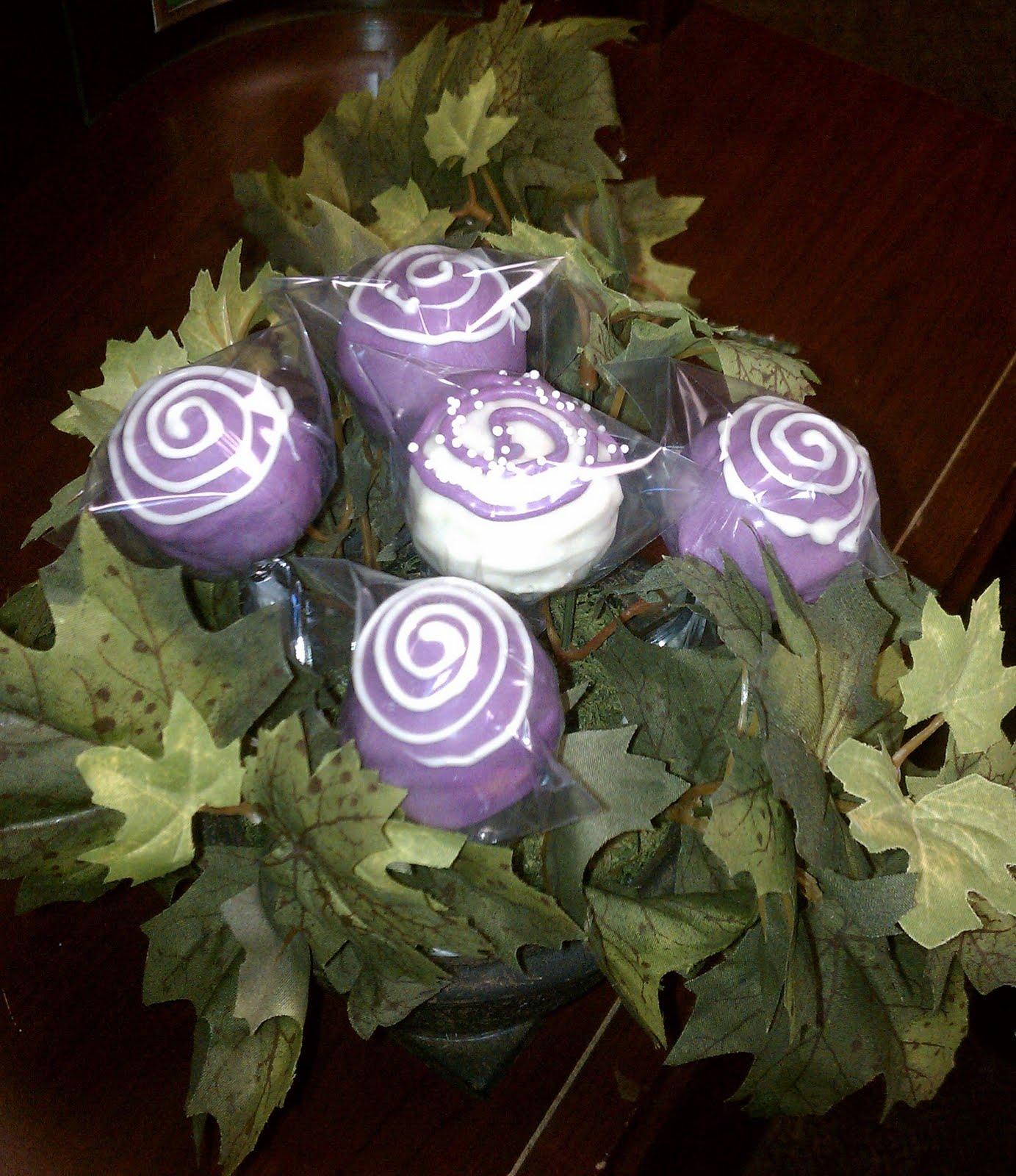My Cute Little Cake Pop House Warming Cake Pops