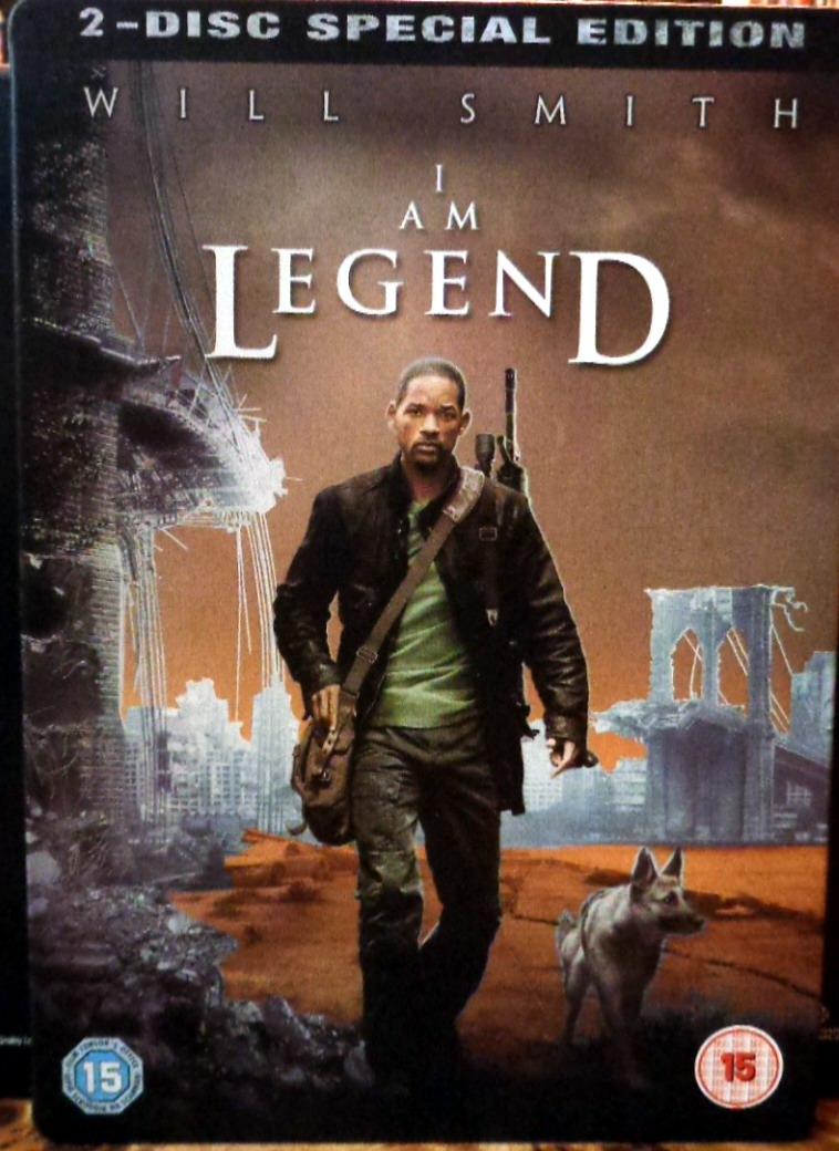 I Am Legend 2007 Hindi Dual Audio Bluray 720p Dual
