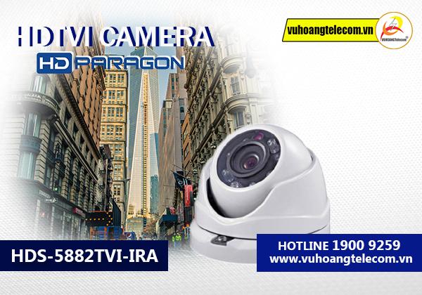 Lắp camera HDParagon giá rẻ tại Bình Thạnh