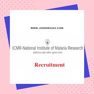 ICMR-NIMR Recruitment 2019 for Technical Assistant, Technician & LA Posts (44 Vacancies)