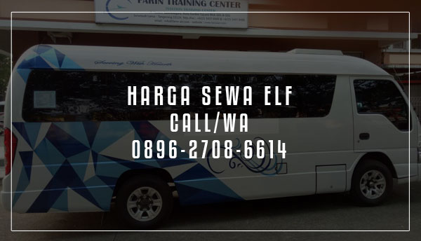 Harga Sewa Elf Tangerang
