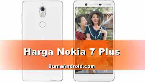 Harga Android Nokia 7 Plus