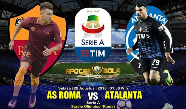 Prediksi Roma Vs Atalanta 28 Agustus 2018