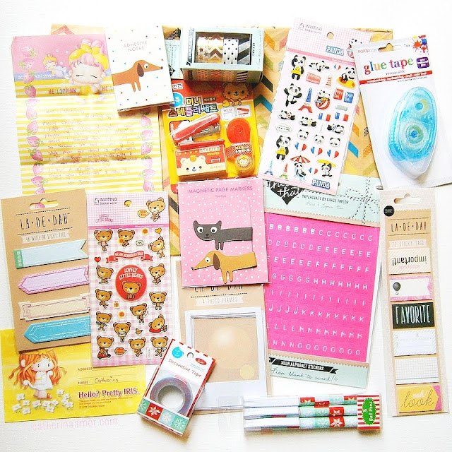 Planner Addicts Australia Stationary Swap