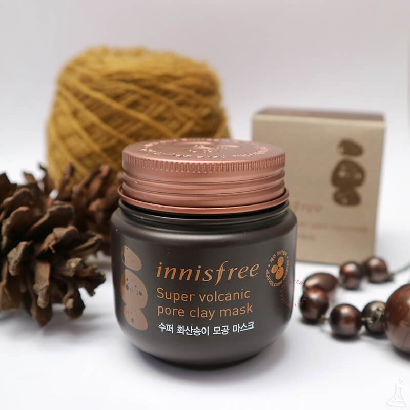 Innisfree Super Volcanic Pore Clay Mask Review