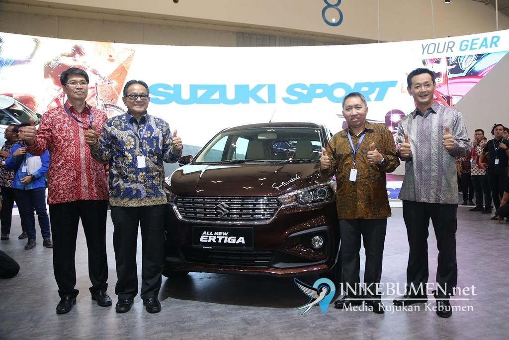 Suzuki Luncurkan Konsep Suzuki Sport di GIIAS 2018