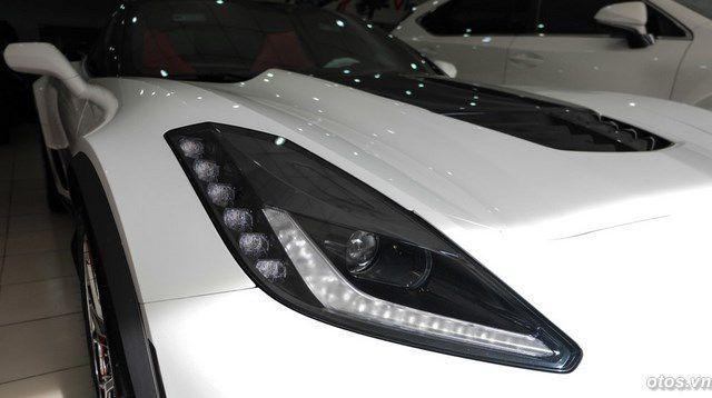 Ngắm Chevrolet Corvette Z06 2015 đầu tiên tại Việt Nam