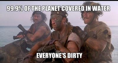 Dirty guys