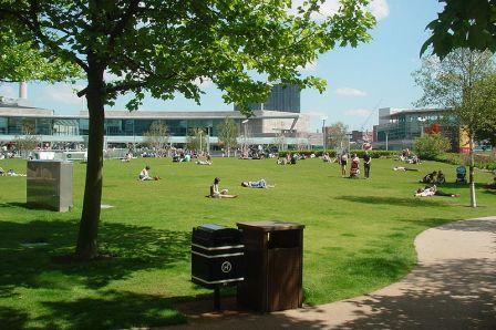 Chavasse Park, Liverpool