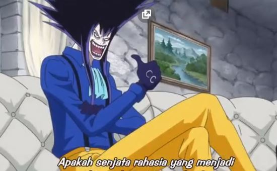 One Piece Episode 828 Subtitle Indonesia