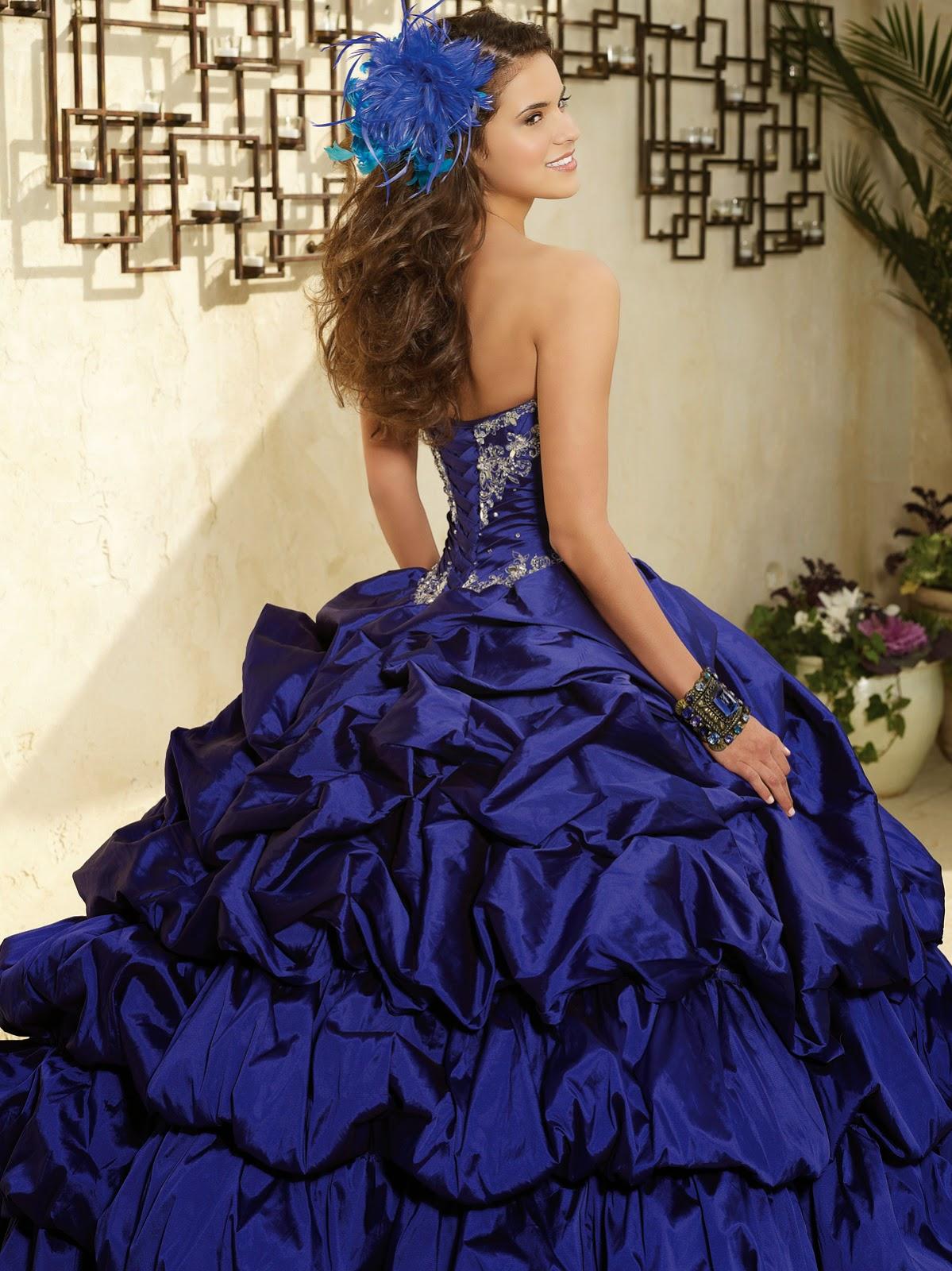 Exclusivos vestidos de 15 años   Colección fiesta   101