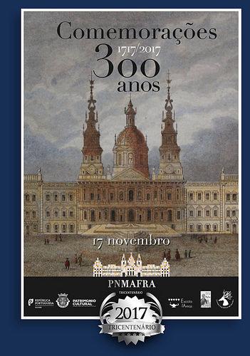 Tricentenário do Palácio de Mafra