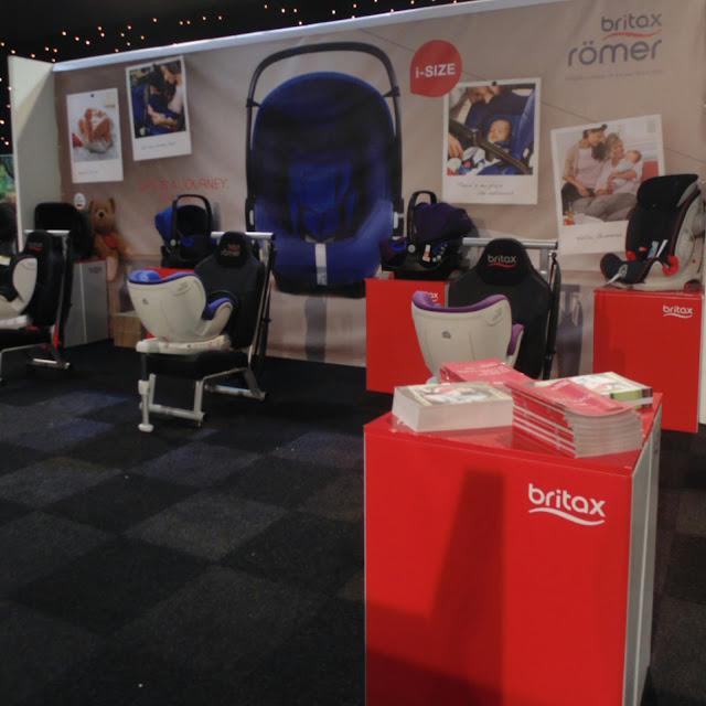 Britax at the baby and toddler show