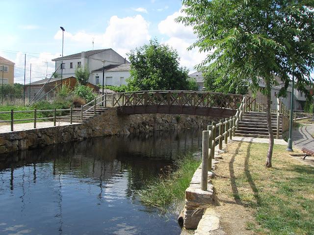 Río Saa en A Pobra do Brollón
