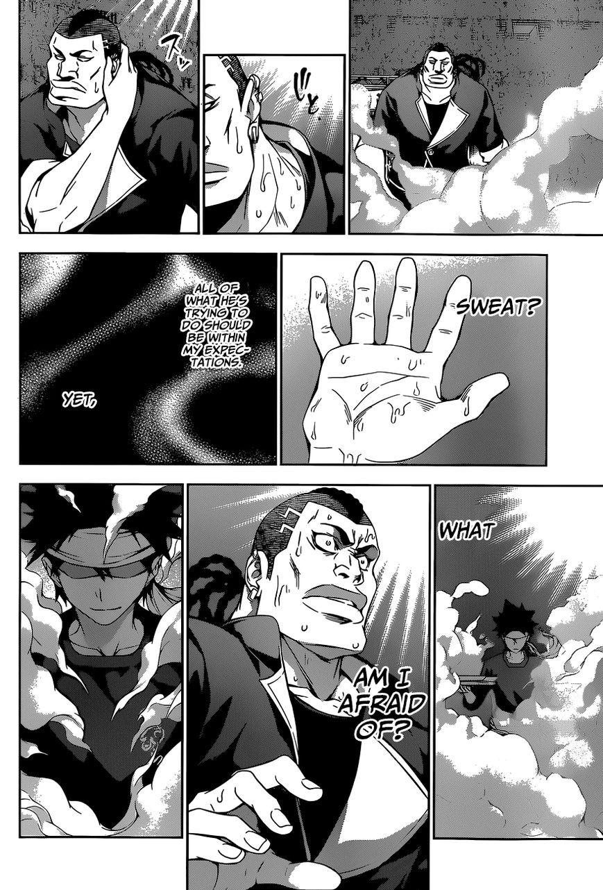 Shokugeki no Soma - Chapter 97