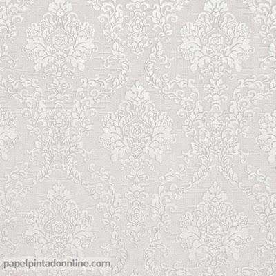Papel Pintado Vintage Beig Gisaceo 5972-38