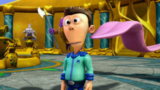 As Aventuras de Jimmy Neutron O menino Gênio
