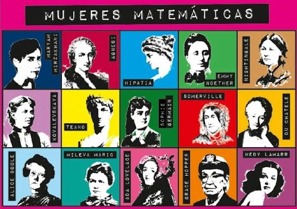 Aportaciones de las mujeres a las matemáticas