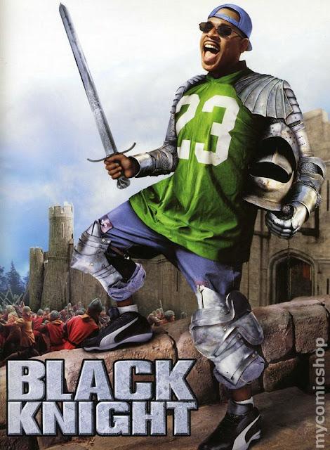 Black Knight อัศวินต่อมหลุดหลงยุค