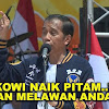 Jokowi 'Ngamuk' di Jogja Terkesan Depresi Tingkat Tinggi, Mentalnya Sudah Jatuh!