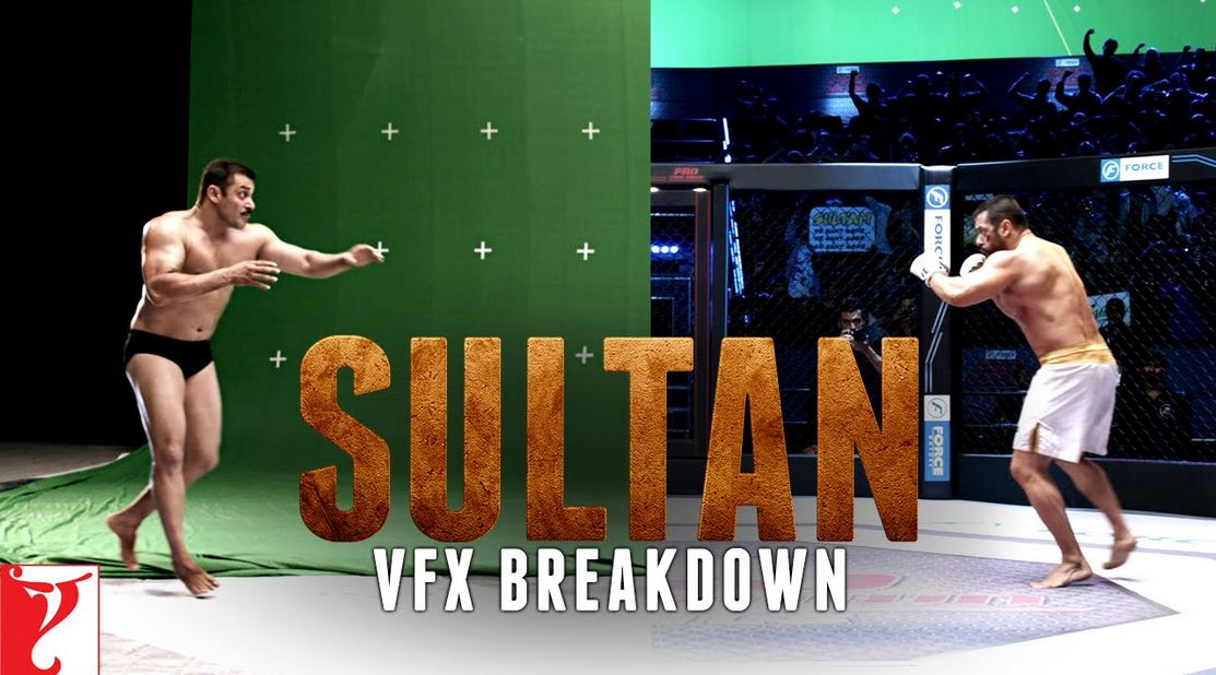 VFX Footage of Sultan is Out and Its Kickass