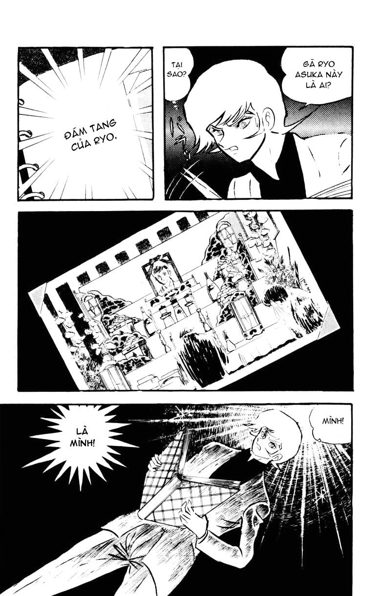 DevilMan chapter 22.1 trang 17