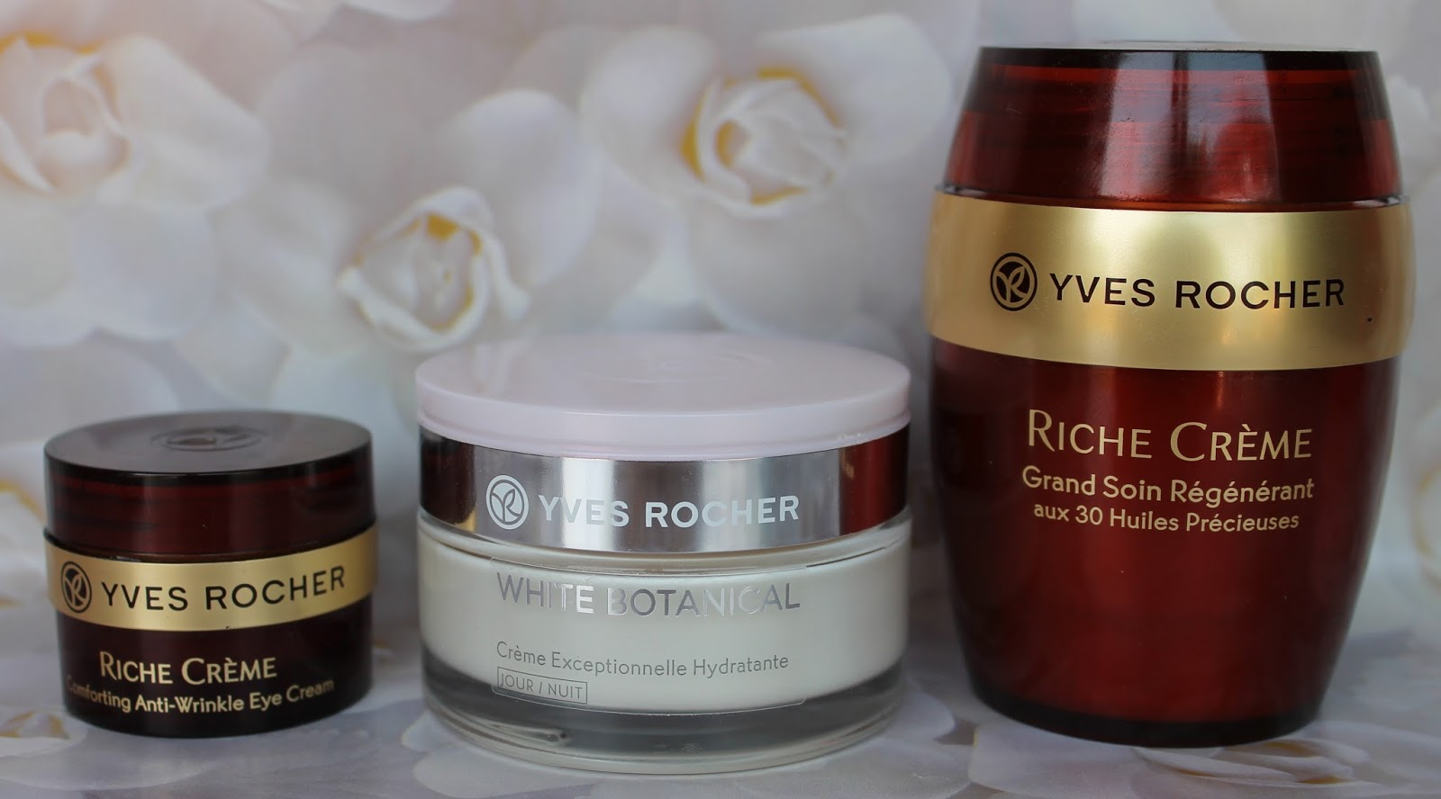 yves rocher creme nuit