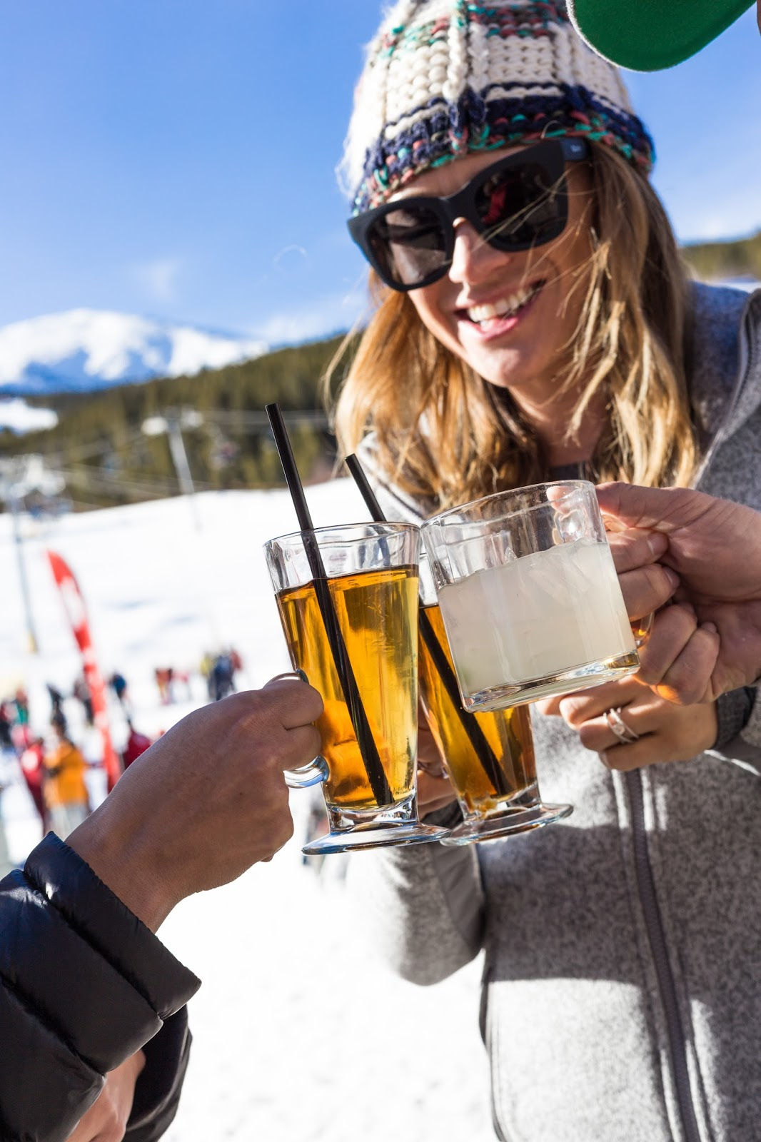 Things To Do In Breckenridge With Supergoop by popular Colorado blogger Eat Pray Wear Love