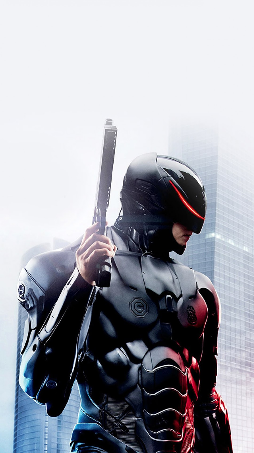 click here to download 1080x1920 pixel robocop 2014 armor ios7 android best wallpaper