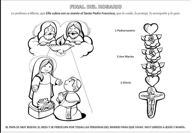 La Catequesis El Blog De Sandra Recursos Catequesis Santo